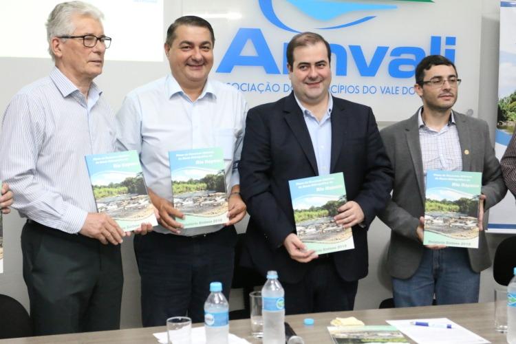 Plano apresenta diretrizes para gestão e planejamento do Rio Itapocu